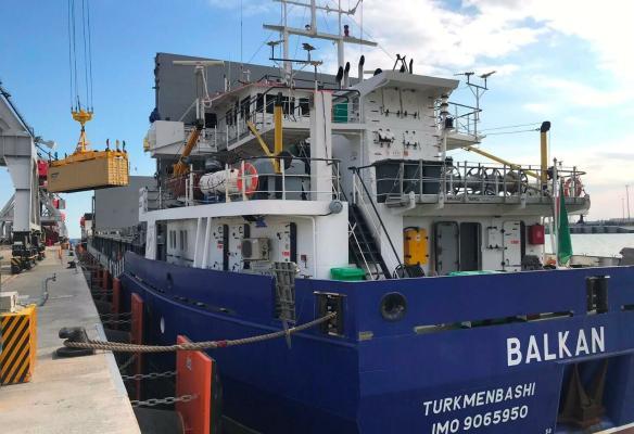 «Petro Gas LLP» kompaniýasy Türkmenistanda gämi duralgasyny gurar