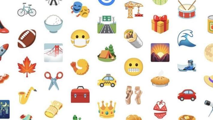 Google Android-iň emojilerini täzeledi