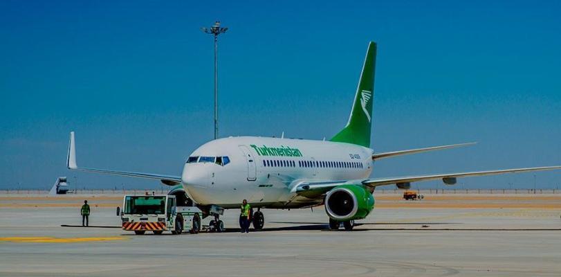 Определены тарифы на авиабилеты на внутренние рейсы для нового аэропорта в Керки