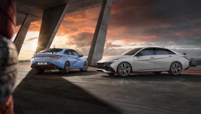 Hyundai представил гораздо более мощную модификацию Elantra