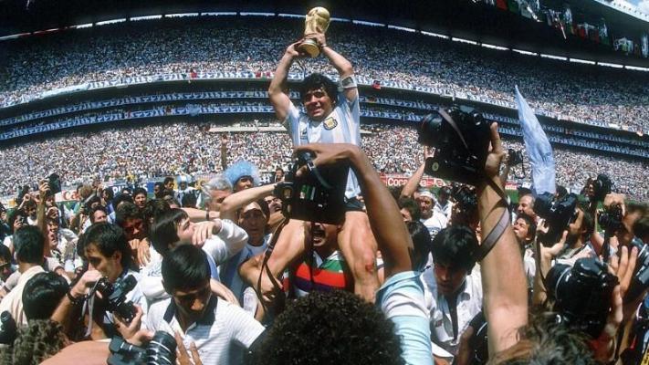 Meksikada Diego Maradonanyň hormatyna ybadathana açyldy
