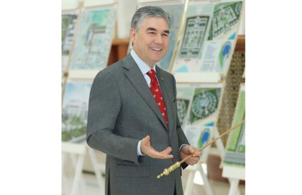 Прошла презентация проектов строительства новых объектов в Ашхабаде