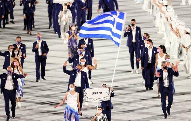 Церемония открытия XXXII летних Олимпийских игр началась в Токио