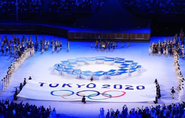 Император Нарухито объявил Олимпийские игры в Токио открытыми