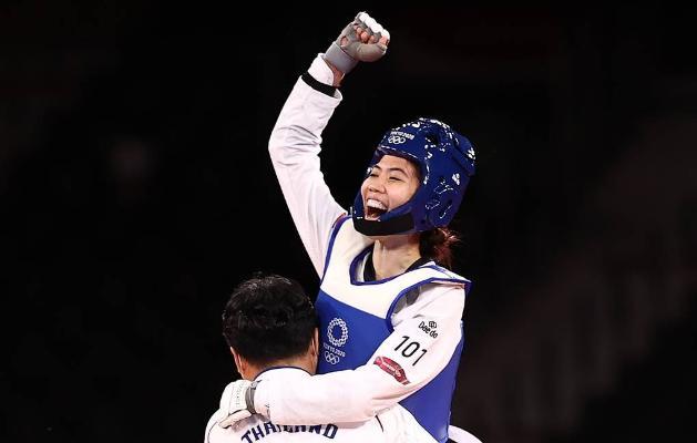 Таиландка Вонгпаттанакит стала олимпийской чемпионкой по тхэквондо