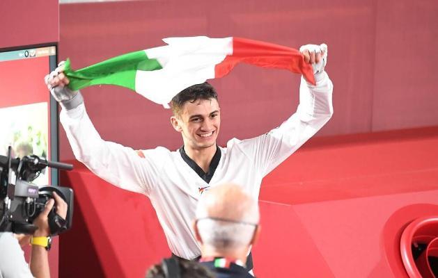 Итальянец Деллаквила стал олимпийским чемпионом по тхэквондо