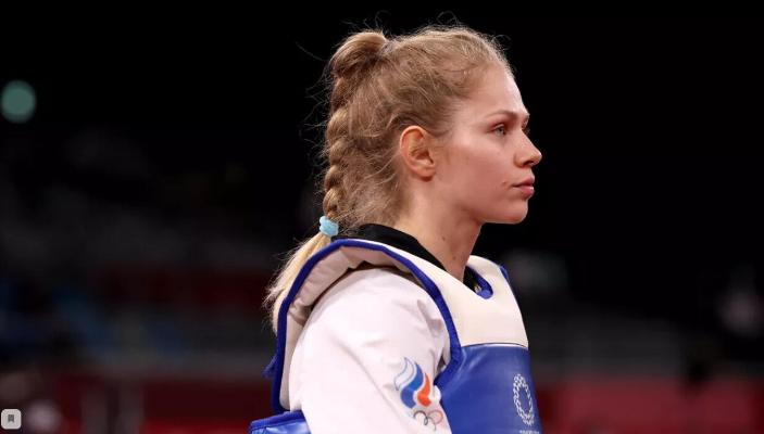 Amerikaly taekwondoçy Anastasiýa Zolotiç Olimpiýa oýunlarynyň altyn medalyny gazandy