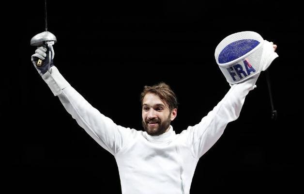 Французский шпажист Каннон завоевал золотую медаль Олимпийских игр
