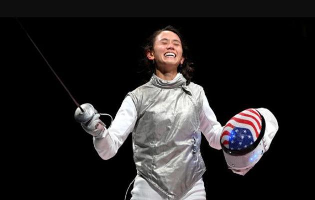 Amerikaly rapiraçy Li Kifer Olimpiýa oýunlarynda altyn medal gazandy