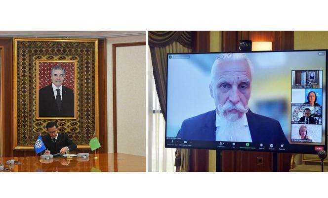 Туркменистан подписал соглашение с Всемирным банком на кредит в $20 млн в рамках проекта ВБ «Противодействие COVID-19»
