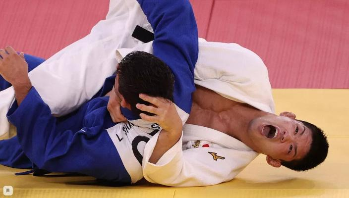 Японский дзюдоист Оно стал чемпионом Олимпийских игр в Токио в весе до 73 кг
