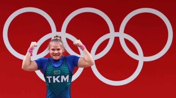 Хотите узнать о спортсменке, которая добыла первую олимпийскую медаль в истории Туркменистана?