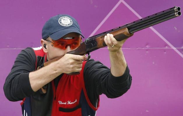 Американец Винсент Хэнкок выиграл золотую медаль Олимпиады в ските