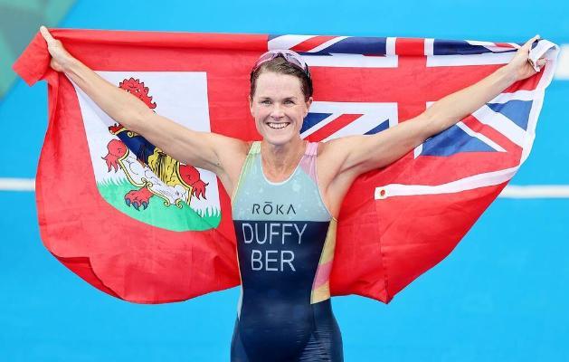 Триатлонистка из Бермудских островов добыла своей стране первое золото Олимпиады