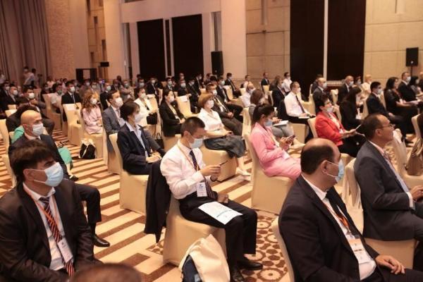 Туркменистан принял участие в ЦАКИК-2021 в режиме онлайн