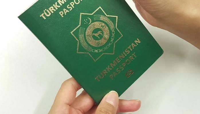 Türkmenistan daşary ýurt pasportynyň möhletini uzaltmagyň täze düzgünini tassyklady