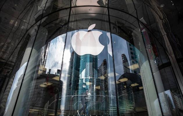 Выручка Apple по итогам квартала выросла до $81,4 млрд