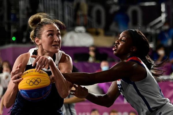 На баскетбольных турнирах 3x3 в Олимпиаде победили американки и латвийцы