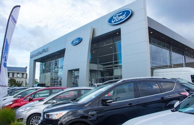 Ford ýylyň ikinji çärýeginde 561 million dollar girdeji gazandy