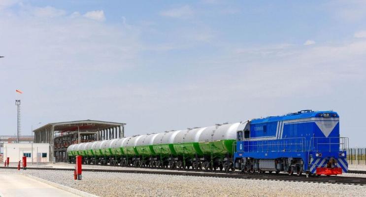 Türkmenistan 2021-nji ýylda Gruziýa eksportynyň möçberini 2,5 esse artdyrdy