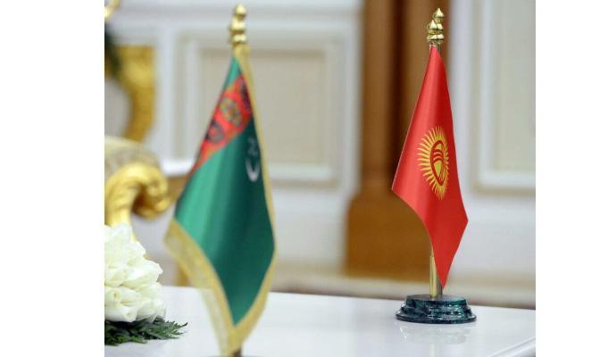 Главы МИД Туркменистана и Кыргызстана обговорили вопросы саммита глав государств ЦА в Авазе