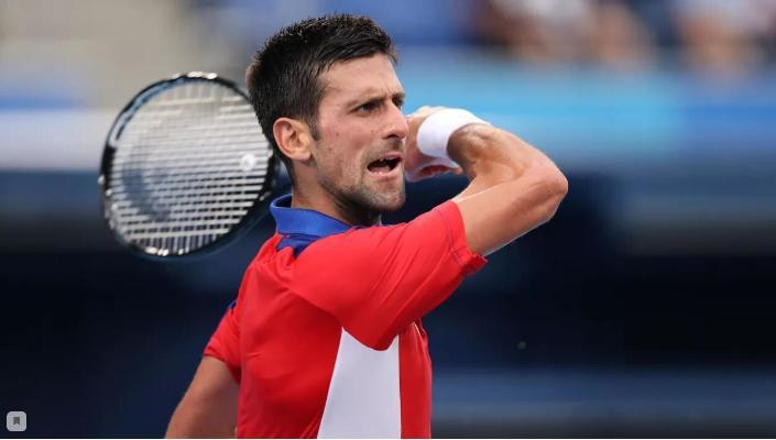 Испанец Карреньо-Буста одолел Джоковича в теннисном матче за бронзу Олимпийских игр