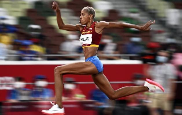Венесуэльская легкоатлетка побила рекорд Олимпиады, продержавшийся 26 лет