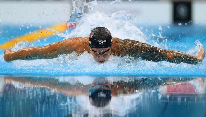 Американские пловцы установили мировой рекорд на Олимпиаде в Токио