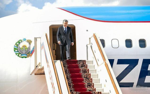 Президент Узбекистана Мирзиёев посетит с визитом Туркменистан