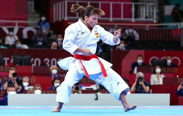 Ispaniýaly Sançes karate boýunça taryhda ilkinji Olimpiýa çempiony boldy