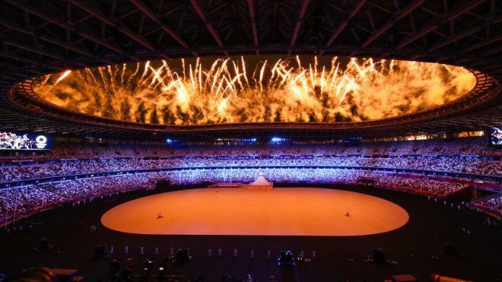 61 döwletiň wekili Tokio Olimpiadasynyň ýapylyş dabarasyna gatnaşmaz