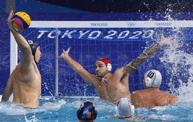 Последнее золото Олимпийских игр в Токио  завоевали ватерполисты сборной Сербии
