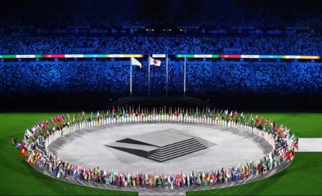 HOK-nyň prezidenti Tomas Bah Tokiodaky Olimpiadany ýapyk diýip yglan etdi