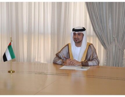 Глава МИД Туркменистана принял вновь назначенного посла ОАЭ