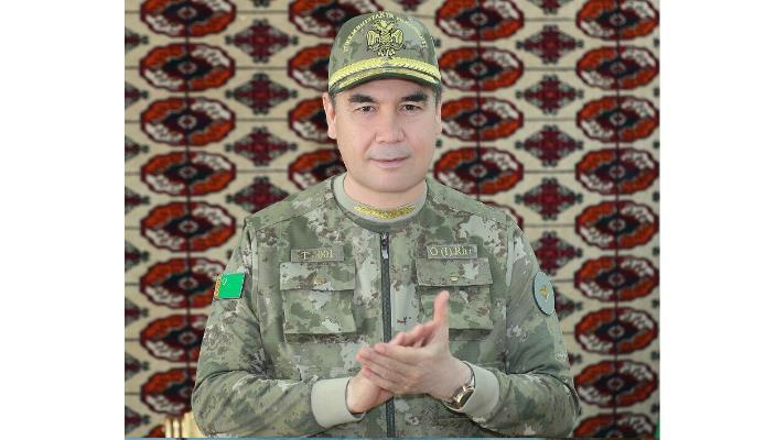 Türkmenistanda Ýaragly Güýçleriň täze binalary açyldy