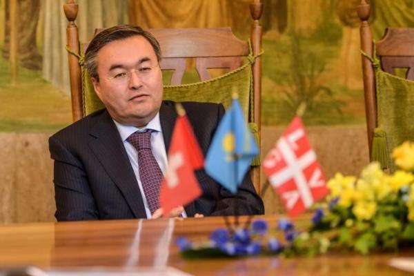 Состоялась встреча руководителей МИД Туркменистана и Казахстана