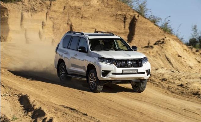 В 2022 году Toyota выпустит новое поколение внедорожников Land Cruiser Prado