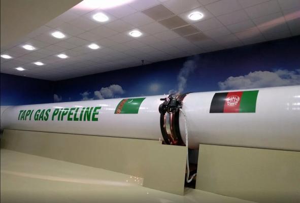 В «Талибане» заявили о готовности участвовать в строительстве газопровода ТАПИ