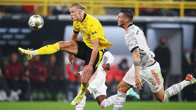 «Бавария» выиграла Суперкубок Германии, обыграв дортмундскую «Боруссию»