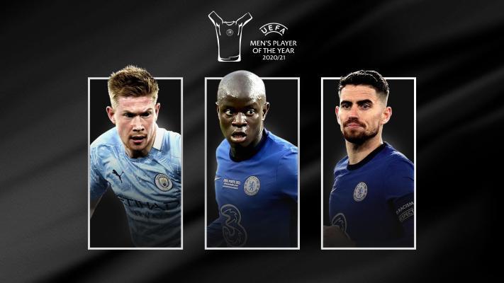 UEFA möwsümiň iň gowy oýunçysynyň baýragyna üç dalaşgäri yglan etdi