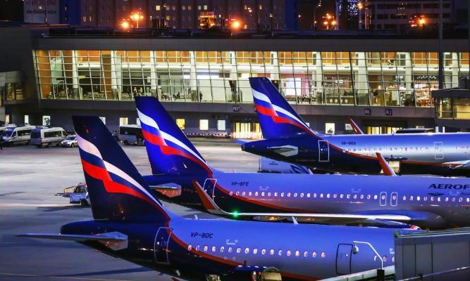 Российские авиакомпании планируют к 2035 году увеличить пассажиропоток на 63%