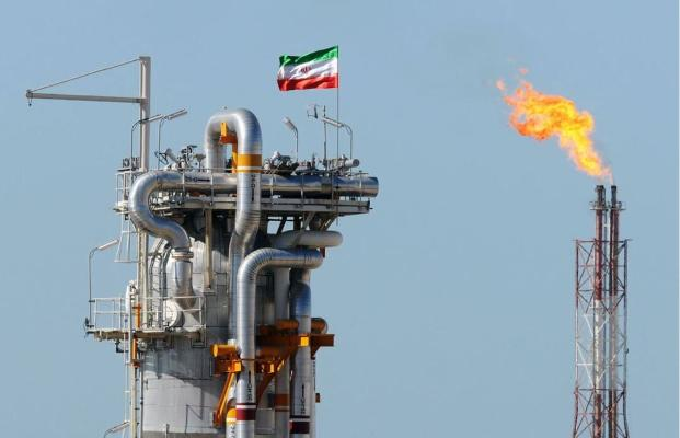В иранском секторе Каспийского моря обнаружено крупное месторождение газа
