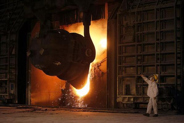 Слияние двух китайских компании образовало 3-го крупнейшего в мире производителя стали