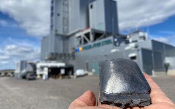 Швеция первой в мире начала торговать экологически чистой сталью