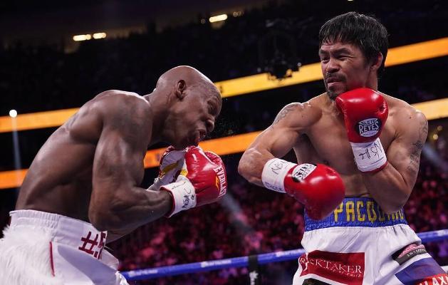 Пакьяо не смог вернуть титул суперчемпиона мира WBA, проиграв Угасу