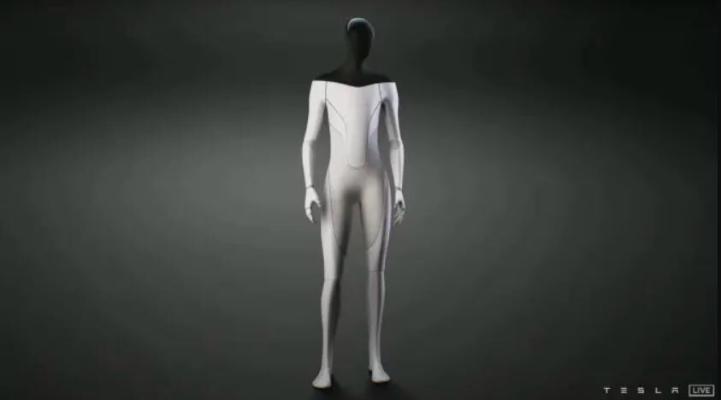 Tesla в следующем году представит прототип человекоподобного робота