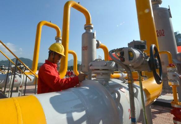 CNPC «Galkynyş» känindäki täze guýulary burawlany üçin 51 mlrd kub metr gaz alar