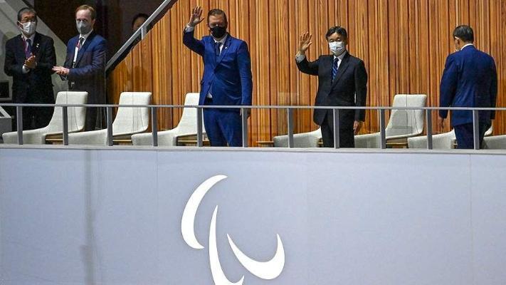 Император Японии Нарухито объявил Паралимпиаду в Токио открытой