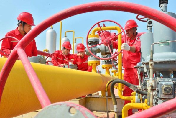 """Чен Хуайлун: «CNPC» выполнит бурение скважин на месторождении """"Галкыныш"""" на самом высоком качественном уровне"""