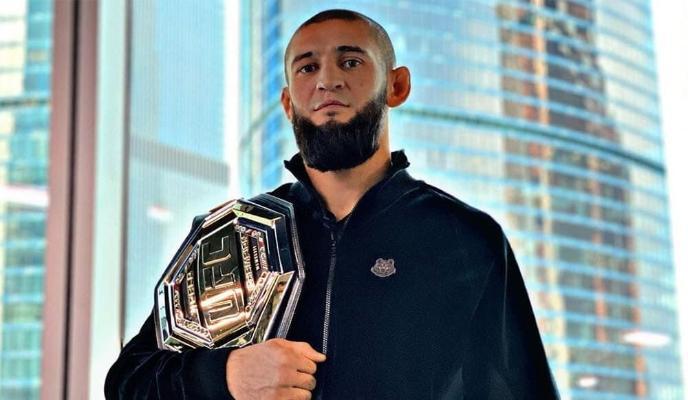 Хамзат Чимаев вернется на октагон. Боец выступит на турнире UFC 267 в октябре